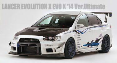MITSUBISHI LANCER EVOLUTION X EVO X '14 Ver.Ultimate