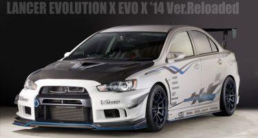 LANCER EVOLUTION X CZ4A '14 Ver. Reloaded