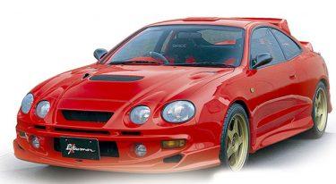 TOYOTA CELICA GT-Four ST205